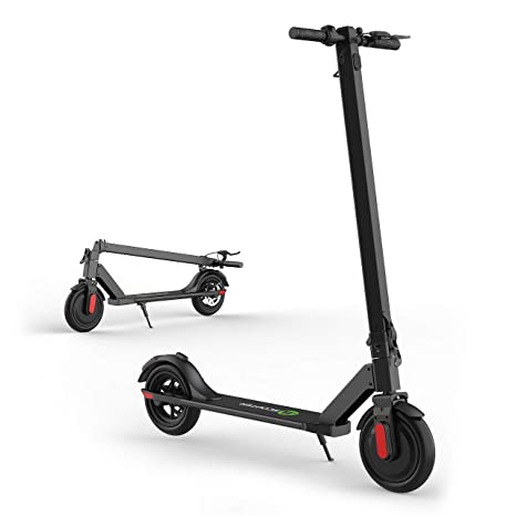 Mtricscoto Mi Scooter Eléctrico, Patinete eléctrico Plegable Adulto, con Alcance de 22 Km, 25km/h