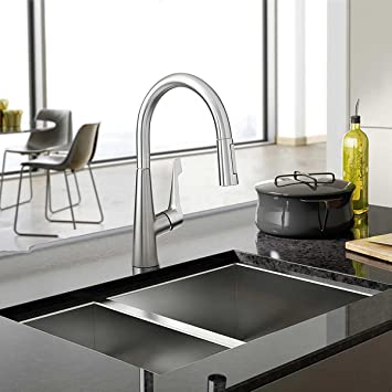 Hansgrohe Talis M Pull Down Kitchen Faucet  Hansgrohe Kitchen Faucet