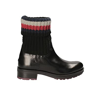 b768a370d Tommy Hilfiger Women s J1285ill 4c Chukka Boots  Amazon.co.uk  Shoes ...
