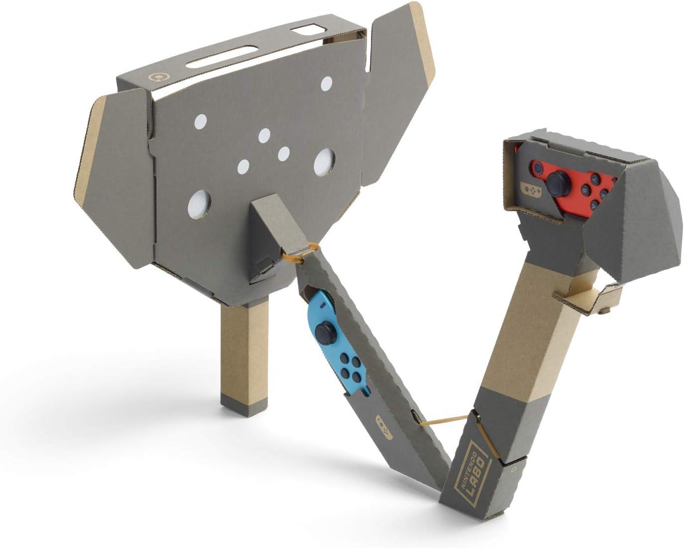 Switch Nintendo Labo: Kit de VR - Set de expansión 1: Amazon.es ...