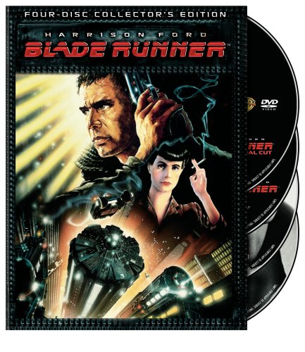 Blade Runner (Four-Disc Collector's (Edition Blades)