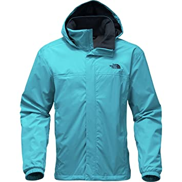 The North Face M Resolve 2 Jacket Chaqueta, Hombre, Azul, S