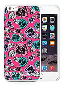 Betsey Johnson(2) White iPhone 6 Plus 5.5 inch TPU Cellphone Case Luxurious and Newest Design