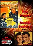 Roy Rogers Double Feature Vol. 2: Red River Valley & Man From Cheyenne by Roy Rogers