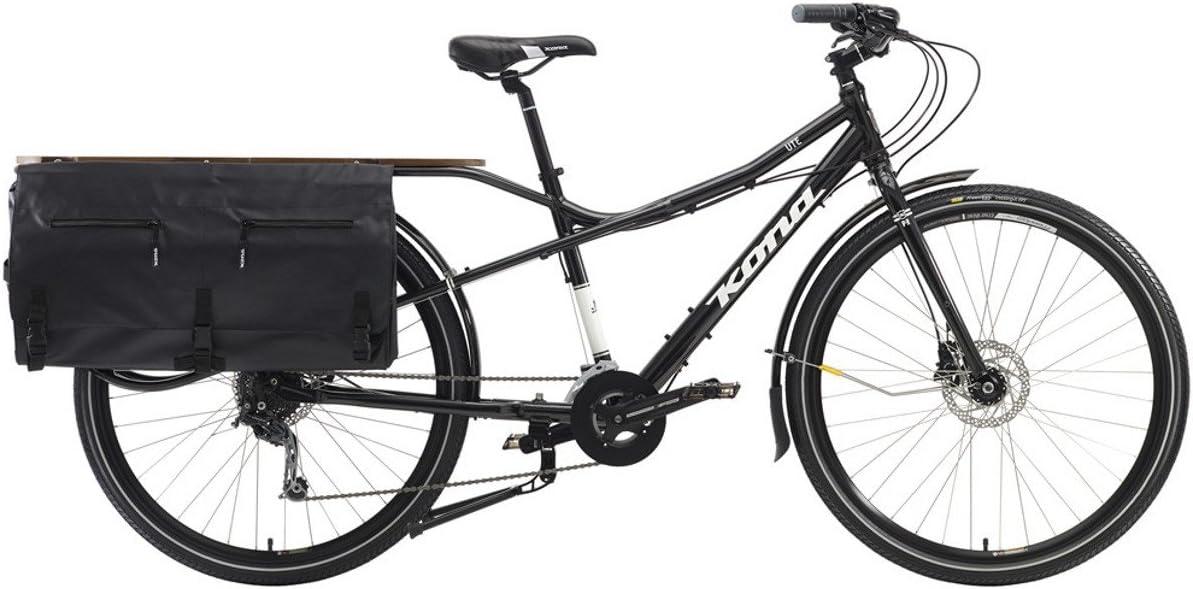Kona Ute - Bicicletas trekking - negro Tamaño del cuadro 18