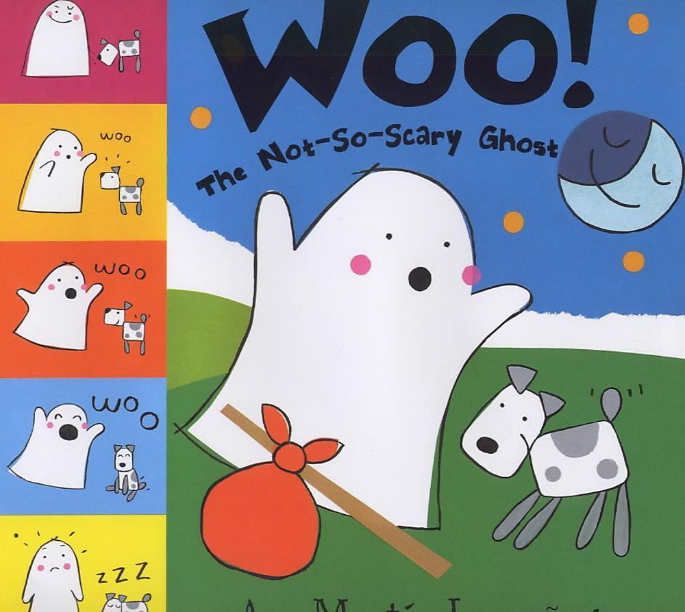 Download Woo! The Not-So-Scary Ghost PDF ePub fb2 ebook