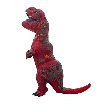 Nihiug Jurassic Tyrannosaurus Rex Aufblasbare Anzug Erwachsene ...