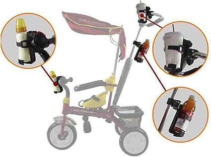 Quick-Release Baby Stroller Pram Cup Holder Bicycle Milk Bottle Drink Rack US