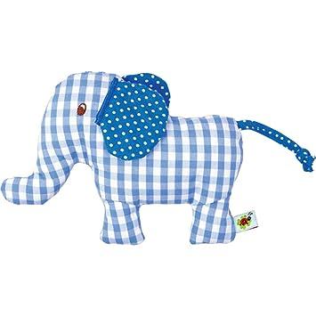 COPPENRATH DIE SPIEGELBURG Rassel Elefant BabyGlück: Amazon.de ...