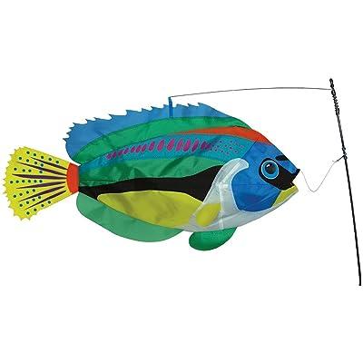 Premier Kites Swimming Fish - Peacock Wrasse : Garden & Outdoor