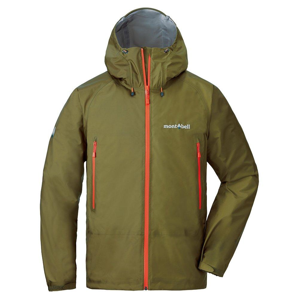 (モンベル) mont-bell ストームクルーザージャケット Men's B01N5VSX7C XL|オリーブグリーン オリーブグリーン XL