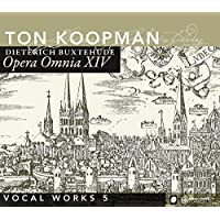 Buxtehude: Opera Omnia XIV - Vocal Works Vol. 5