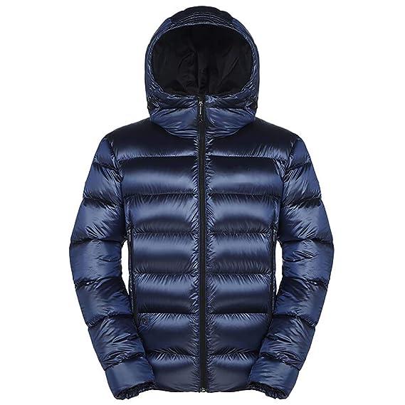 down jacket Chaqueta De Abajo De Los Hombres_Ligero ...