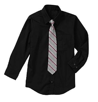 Unbekannt - Camisa - para niño Negro Negro: Amazon.es: Ropa y ...