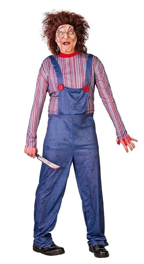 shopping autentica di fabbrica 100% qualità Guirca Costume da Bambola Assassina, 80705: Amazon.it ...