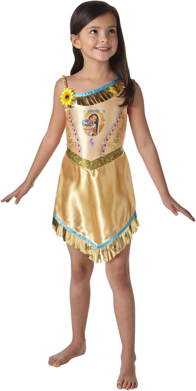 Rubies Disfraz oficial de princesa Disney Pocahontas, s: Amazon.es ...