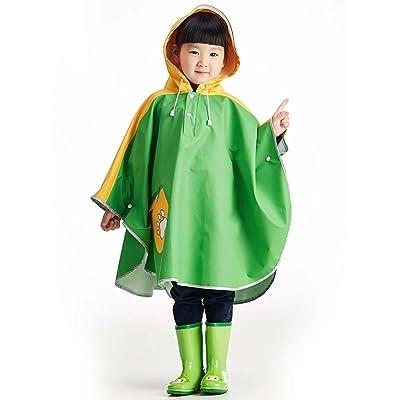Étudiant De Mode Enfants Bébé Imperméable Poncho Hommes Et Femmes Treasure Manteau Imperméable Poncho