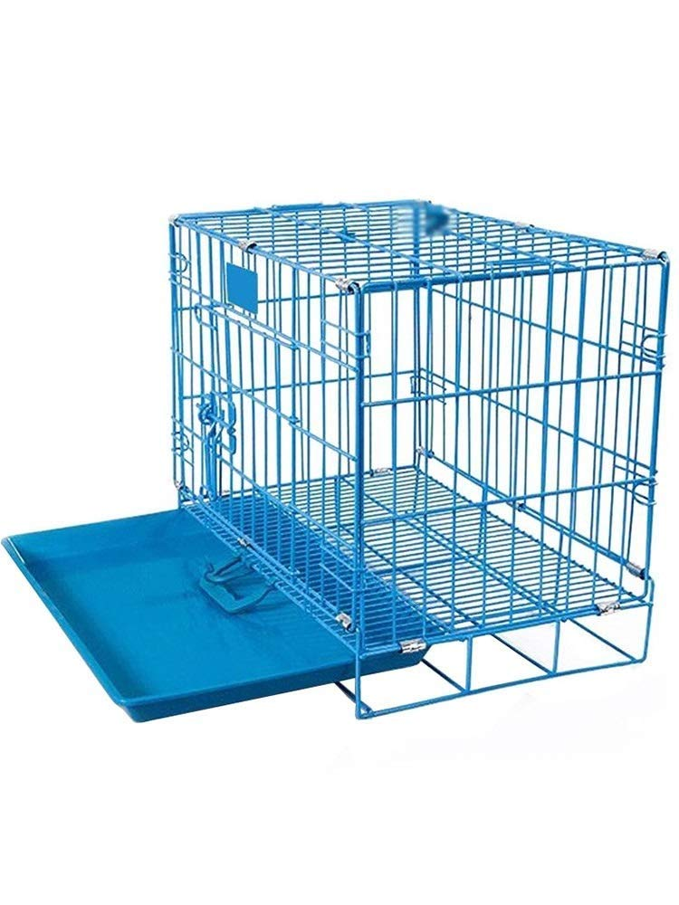 915667cm GBY Puppy heavy puppy play pen- Pet dog puppy cat rabbit folding baby fence indoor outdoor shell running cagePuppy fence (Size   91  56  67cm)