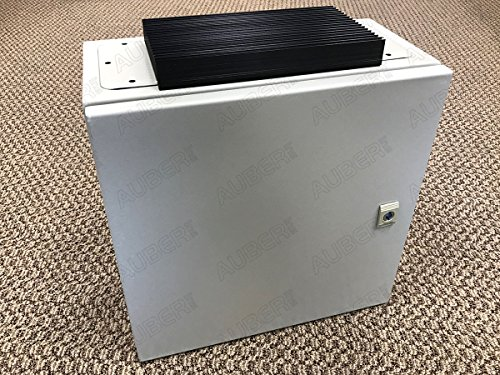 Wall-mount Enclosure for 4 Controllers w/ Heat Sink 16x16x8'' by Auber Instruments