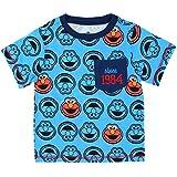 Sesame Street Toddler Boys Short Sleeve Tee