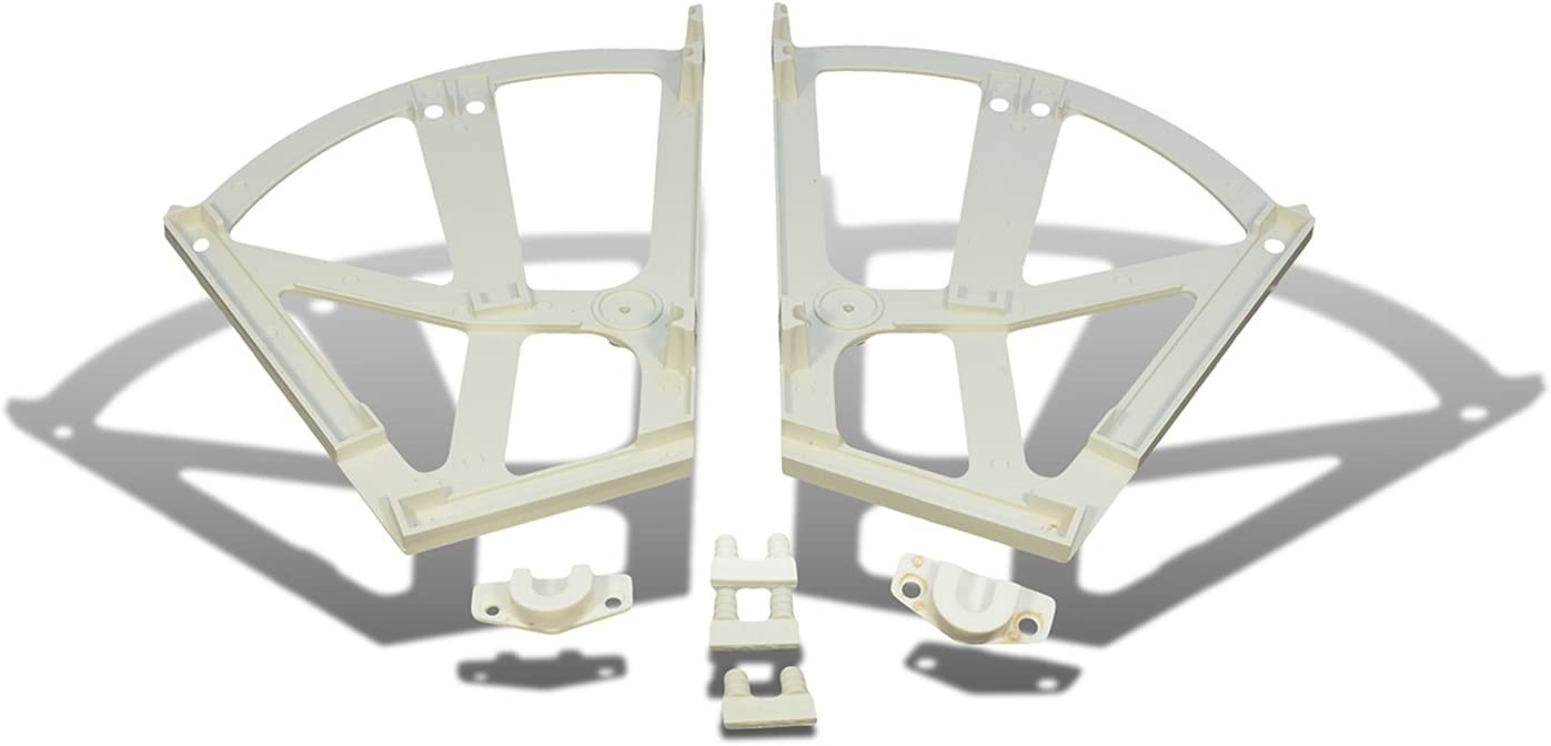 4/x Double armoire /à chaussures M/écanisme M/écanisme de fermeture tiroirs schue /Étag/ère