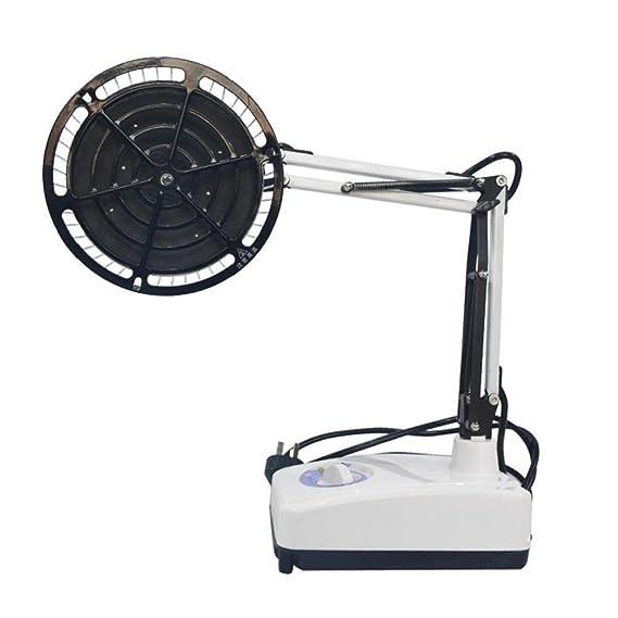 TDP Far Infrared Heat DeskTop Lámpara para Mineral Therapy Arthritis Pain Relief Treatment Physiotherapy Equipment 220W: Amazon.es: Salud y cuidado personal