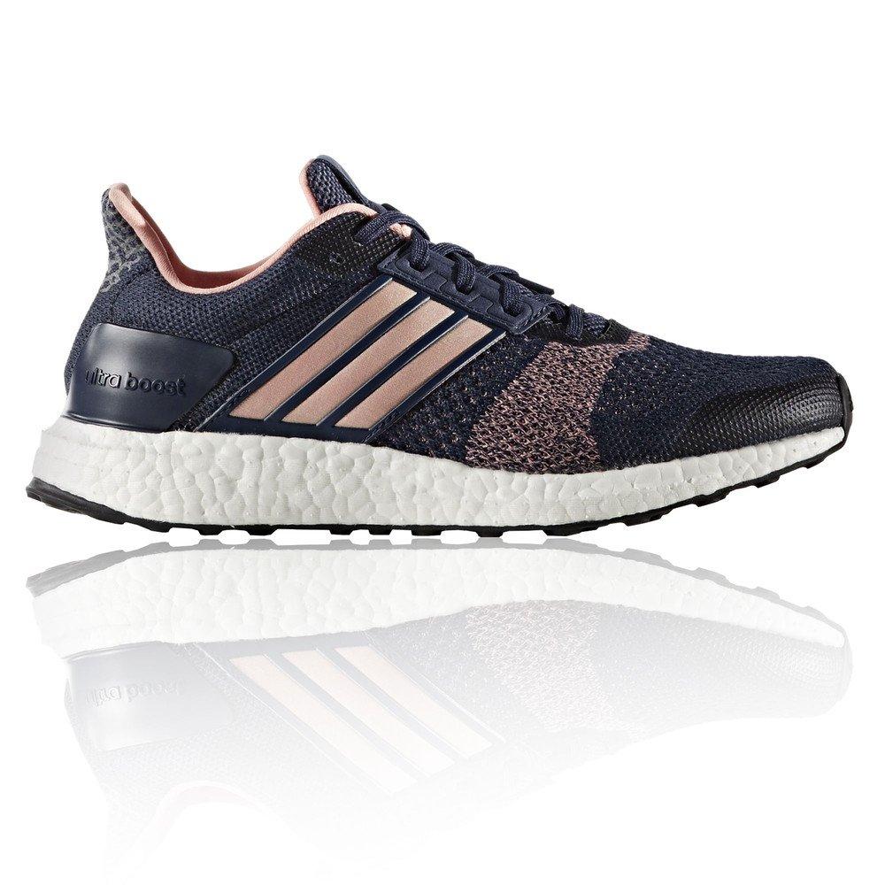 adidas ultra boost st w - Zapatillas de running para Mujer, Gris - (GRIMED/SUABRI/MARUNI) 40 2/3 40.7 EU|Azul