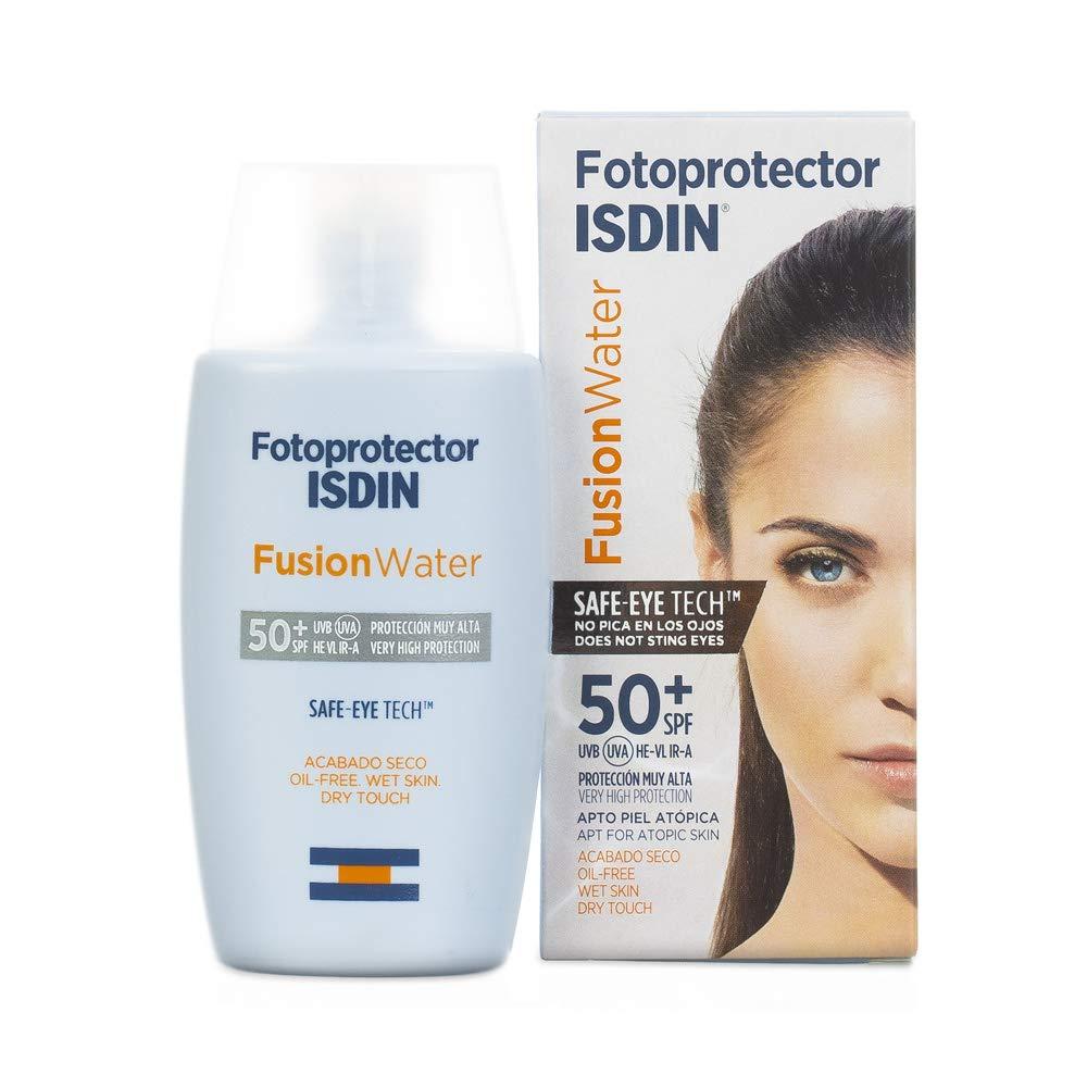 Isdin Fusion Water Spf50+ Fotoprotettore 50ml 01