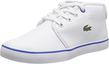 6269ff3d3 Lacoste Kids  Ampthill Chukka Sneakers
