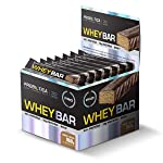 Display Whey Bar 24 Unidades (960G), Cookies+Cream, Probiótica