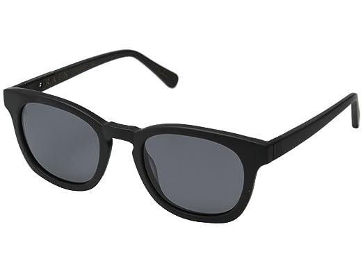 5677282c75 RAEN Optics Unisex Suko Matte Black Sunglasses  Amazon.in  Clothing ...