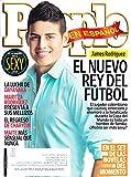 James Rodriguez, El Hombre Mas Sexy 2014 - Octubre/October, 2014 People En Espanol Periodico/Magazine