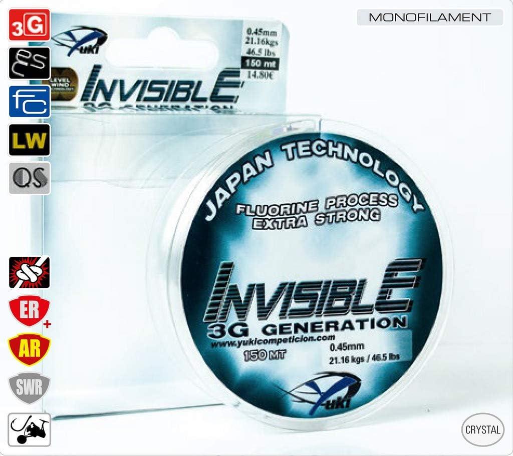 Yuki Nilon Invisible 3G