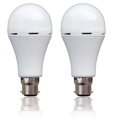 best sneakers 7f9d3 78e31 Syska SSK-EMB-07-01 7-Watt Rechargeable LED Emergency Bulb (Cool White)