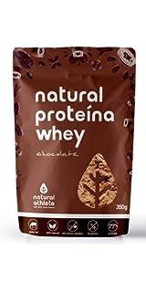 Proteína Whey - Natural Athlete - 80% Proteína aislada de leche de vacas de pasto- Grass-fed,…