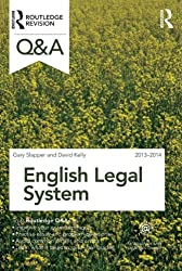 Q&A English Legal System 2013-2014 (Questions and Answers)