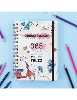 Pedrita Parker 415 - Agenda anual diaria 2018: Amazon.es ...
