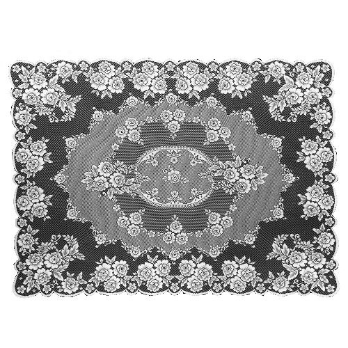 Heritage Lace Victorian Rose 60-Inch by 108-Inch Tableclo...