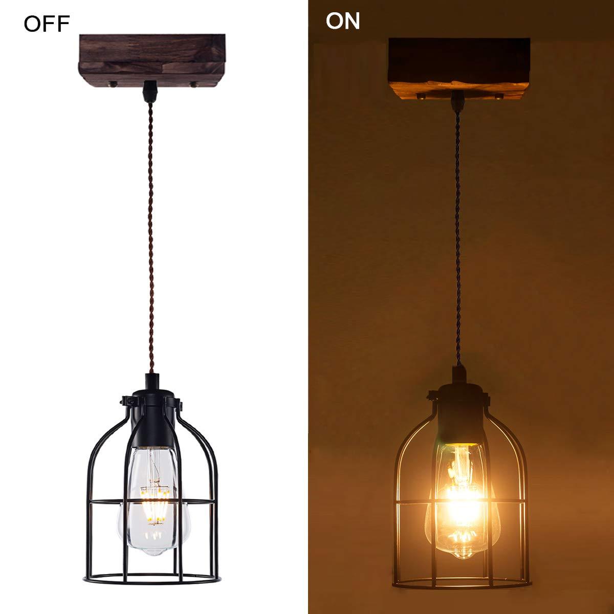 Amazon.com: YaQi Lighting - Lámpara de techo y colgante ...