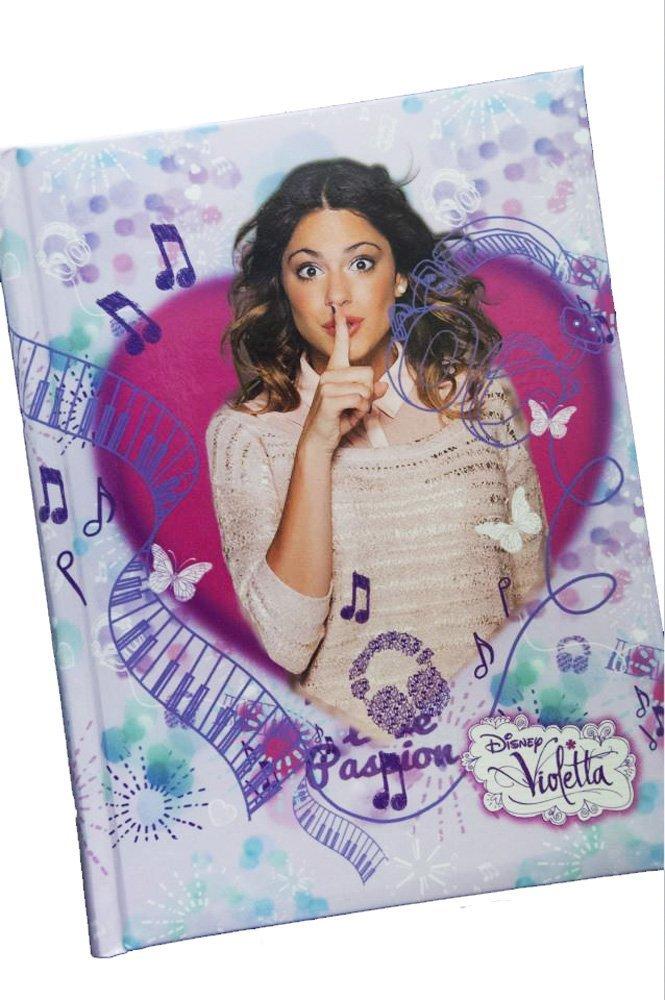 'Journal intime Violetta Music Love Passion