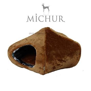 MICHUR MARLON, cueva del perro, cueva del gato, cesta del gato, cesta