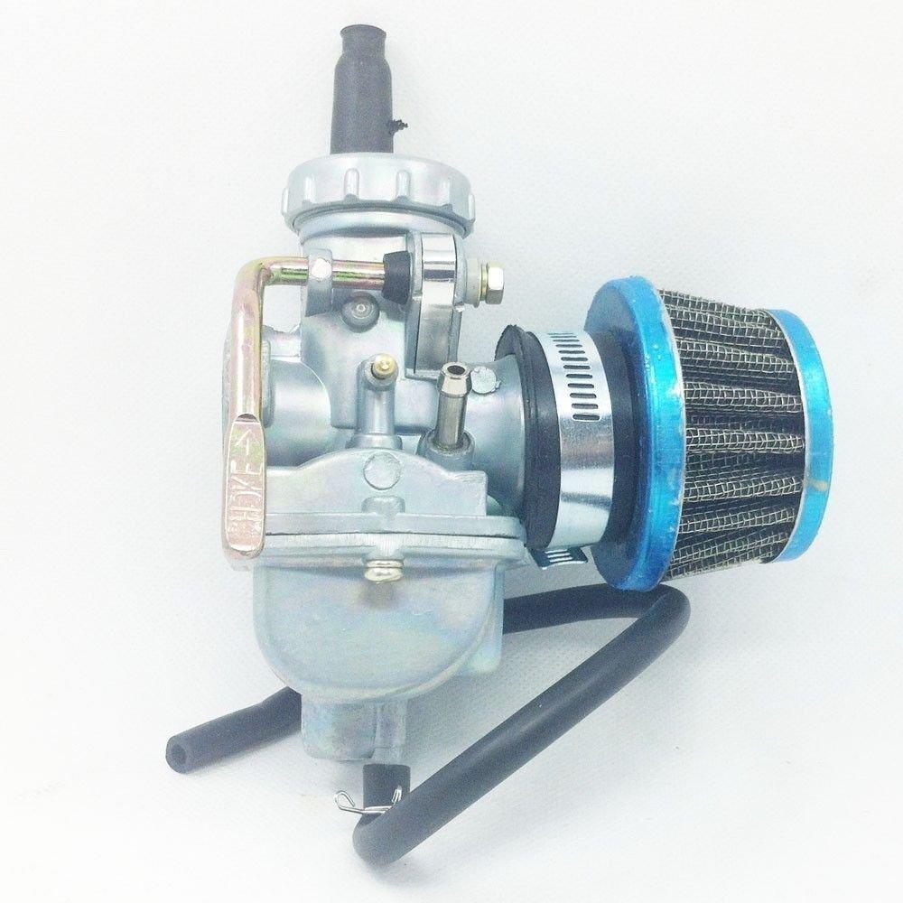 Atv Carburetor Assembly Carb w/ Air&Fuel Filter For Taotao 110cc Ata 110 B D F