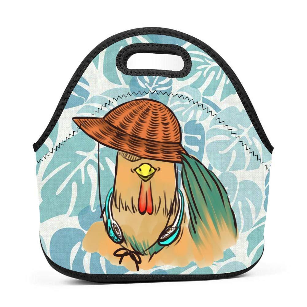 Amazon.com: Flyss Ninja Chicken Lunch Bag Portable Bento ...