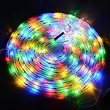 Yescom 5ft LED Spiral Christmas Tree Light 141 LEDs