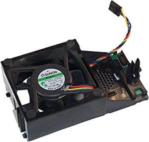 Dell Optiplex 745 755 760 GX620 GX520 SFF CPU Fan & Case G958P YW713 M8041 HU540