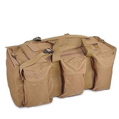 sac à dos randonnée Les hommes et les femmes en plein air camping 90L sac de randonnée imperméable à l'eau de voyage de grande capacité de sport sac à dos (Taille: 30 * 30 * 72