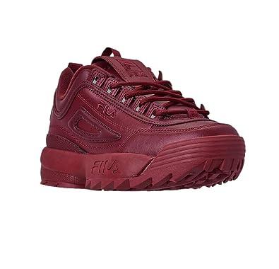 Amazon.com: Fila Disruptor II Otoño para mujer: Shoes