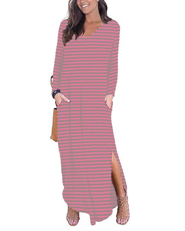 Celmia Tshirt Long Dress...