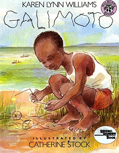 Galimoto by Karen Lynn Williams (1990-03-21)