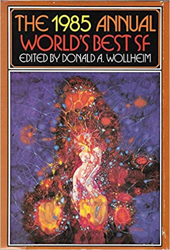 Book The 1985 Annual World's Best SF